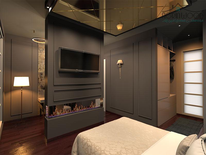 اتاق خواب 3 - مسکونی