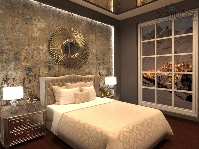 اتاق خواب 4 - مسکونی