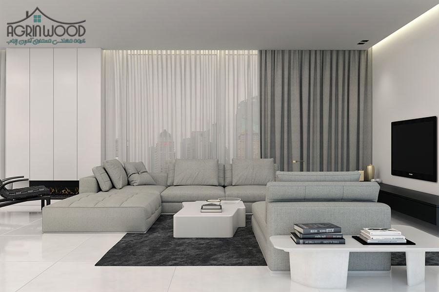 minimal 3 - طراحی داخلی